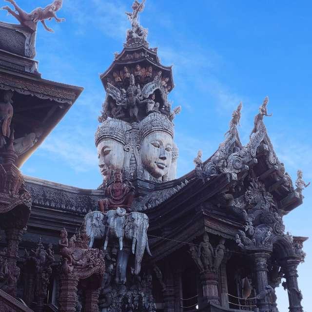 Sanctuary of Truth_Thailand