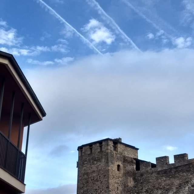 Castillo Templario Ponferrada.