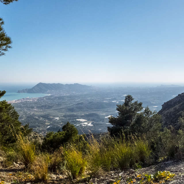 Altea and the Meditterranean