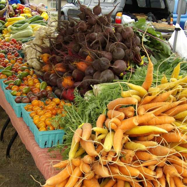 A Farmers Market