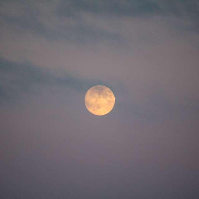 Es scheint der Mond so hell