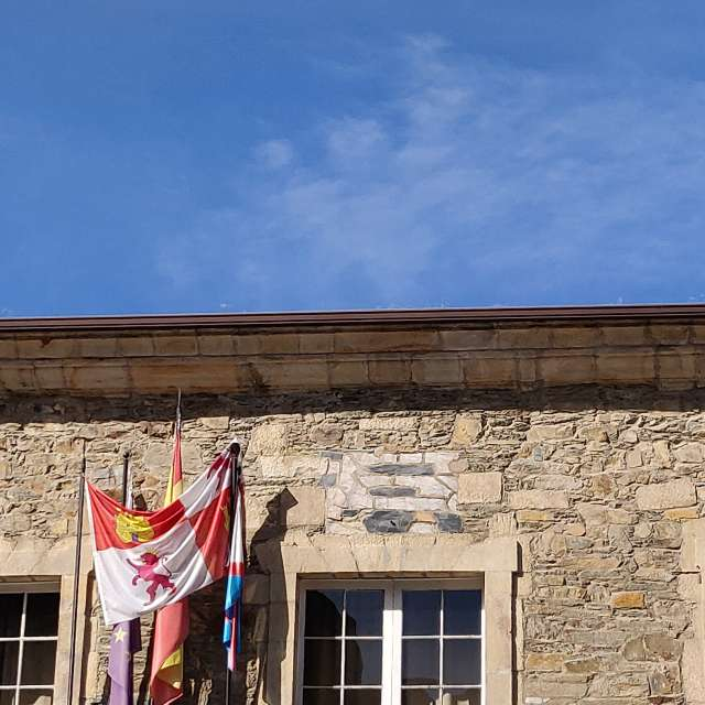 Teatro Villafranca del Bierzo.