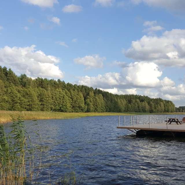 Кемпинг Лиласте Латвия
