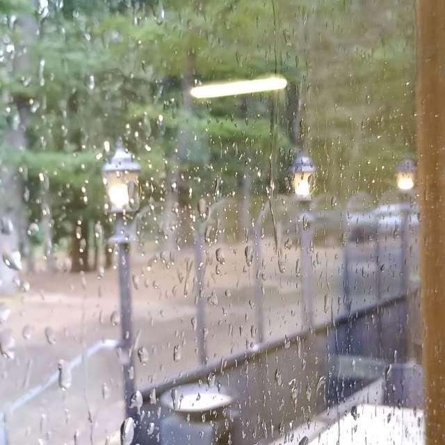 Rainy Lanterns