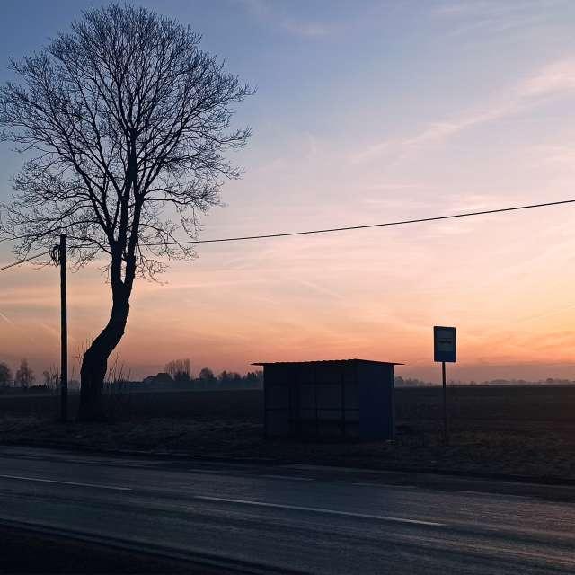 0-degree sunrise.