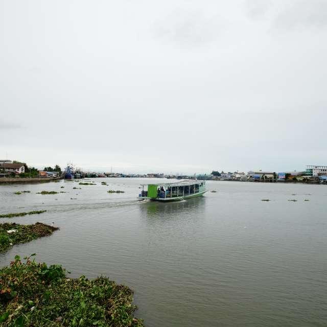 TAJEEN RIVER  (mahachai pier)