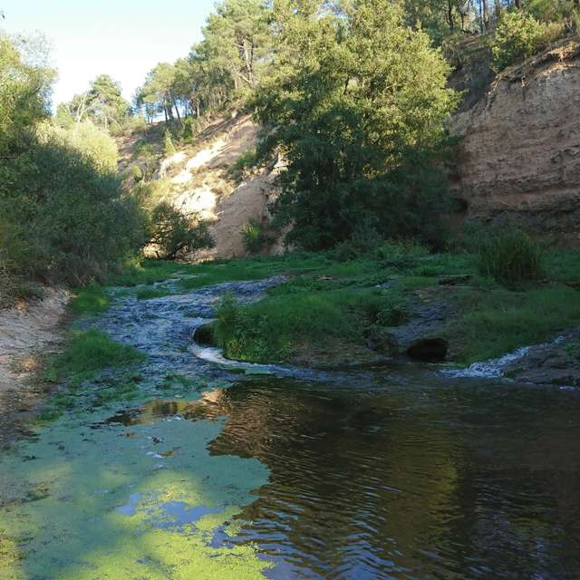Erosion agua