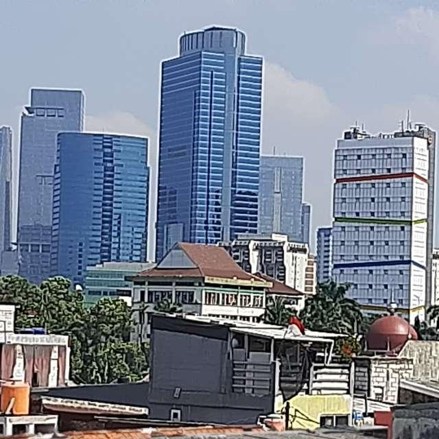 #southjakarta #RBiz #cuaca