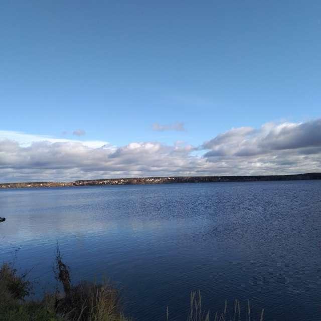 Озеро Шарташ. Екатеринбург
