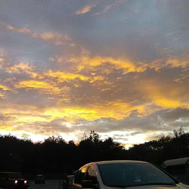A Golden Sky