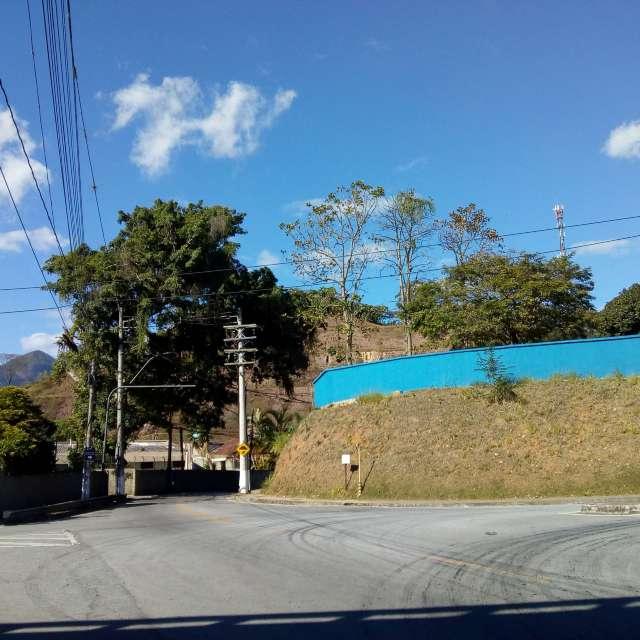 Céu azul Pedro do Rio