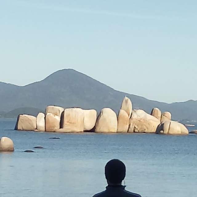 Pedras de Itaguaçu