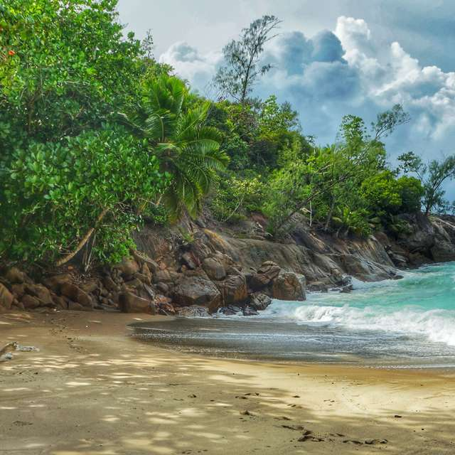 Seychelles Storm Seclusion