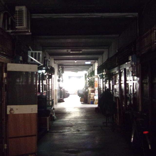 台南永楽市場 an old market.1