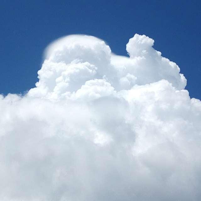 Le ciel de Lomé