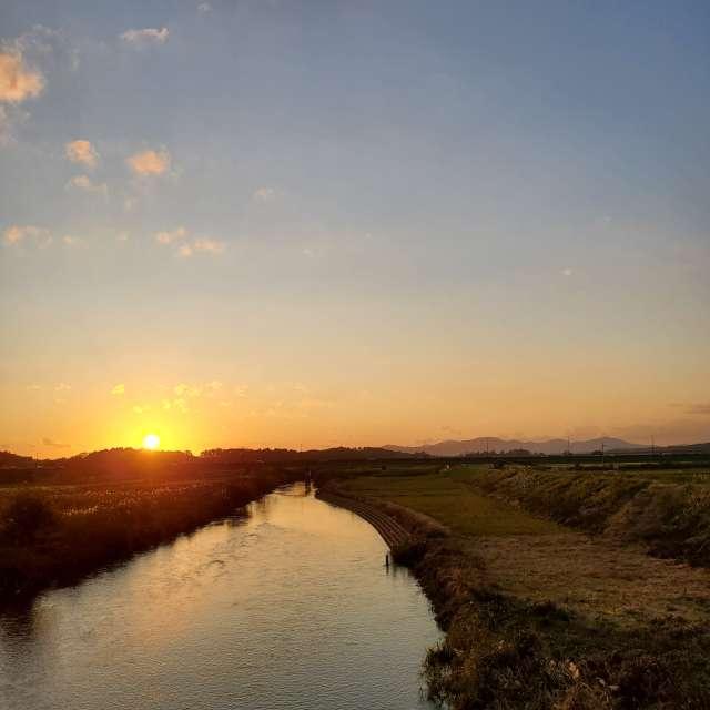 夕日の暮に(In the sunset)