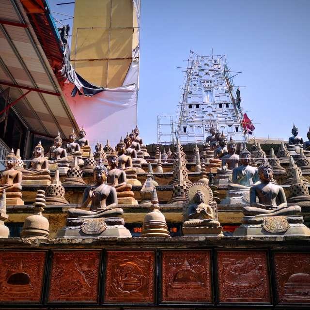 Gangaramaya Temple_Sri Lanka