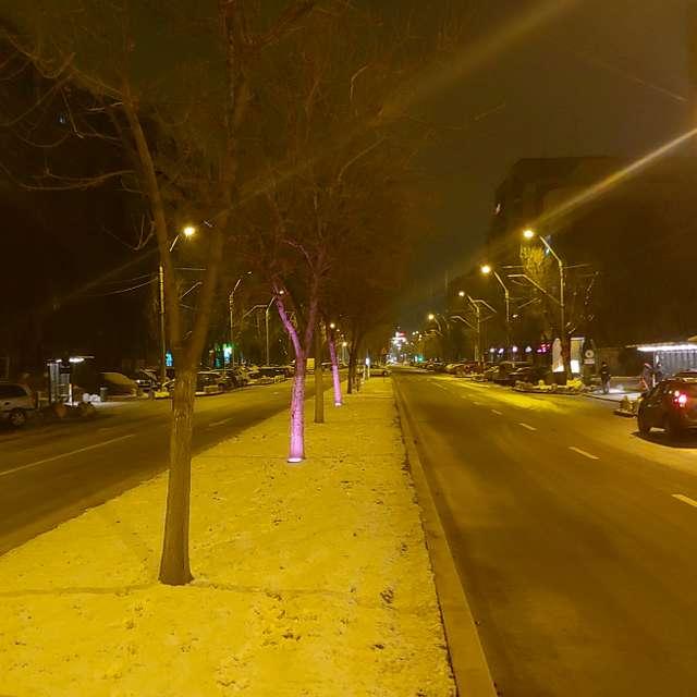 6 am winter