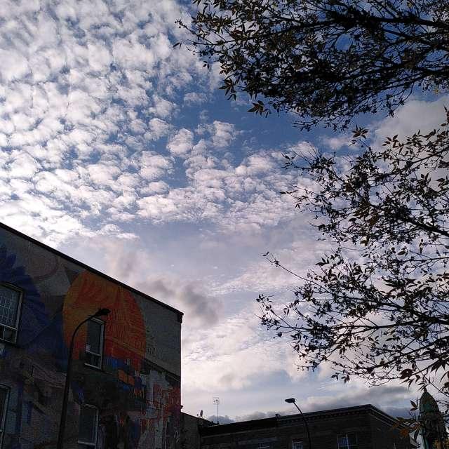 Unterschrift. Wettervorhersagen mit schönen Fotos von Koikoi Fotos Welt