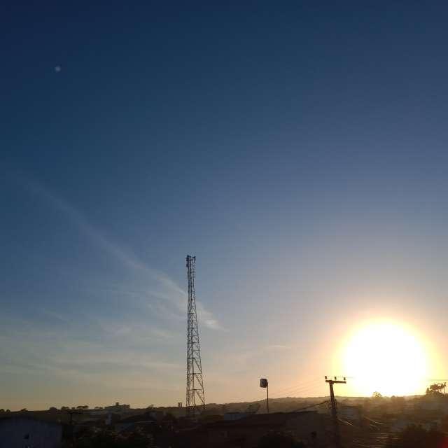 Sol da manhã