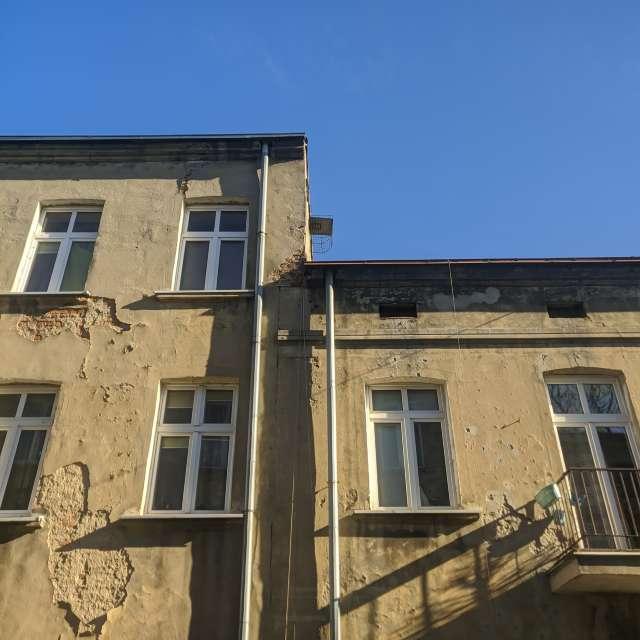 Podwórko Wschodnia Łódź