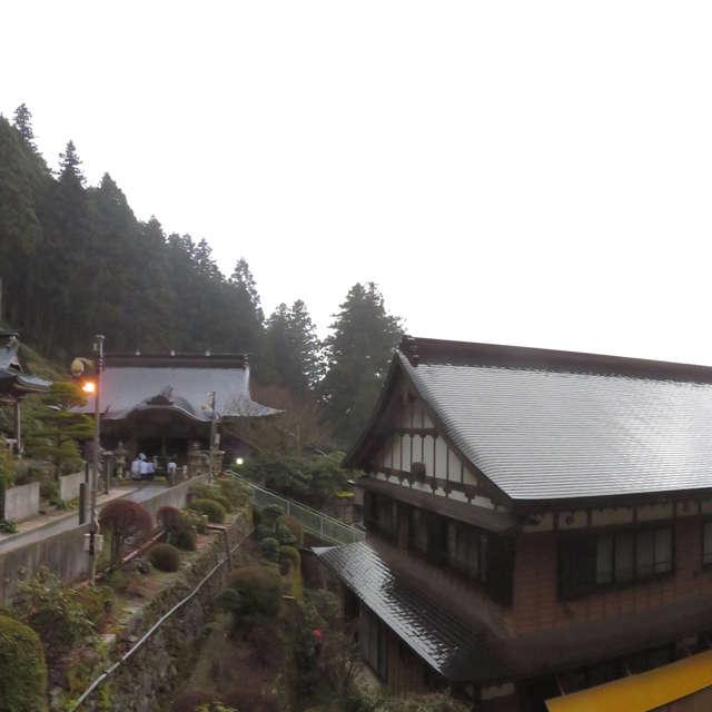 Shikoku Pilgrimage No.60 横峰寺