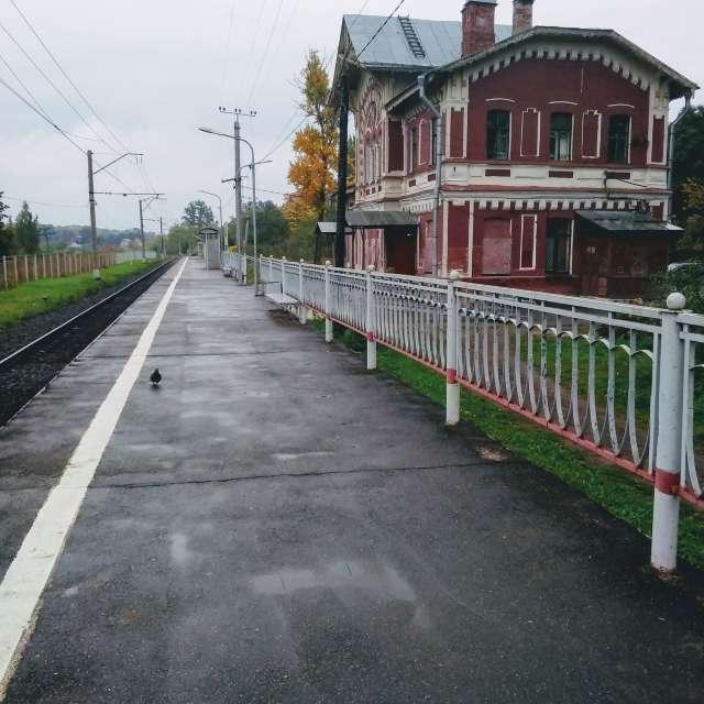 Вокзал ст. Дудергоф