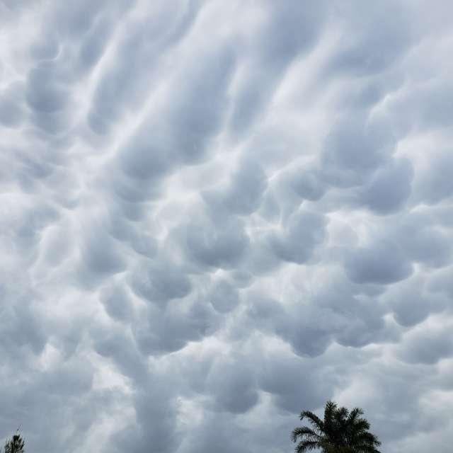 Mamma clouds