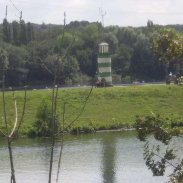 Leuchtturm Kemnader See