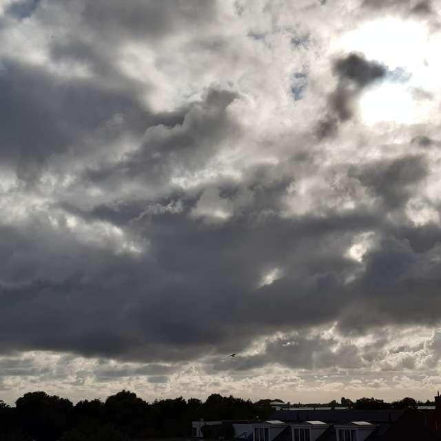 Beautiful Dutch clouds