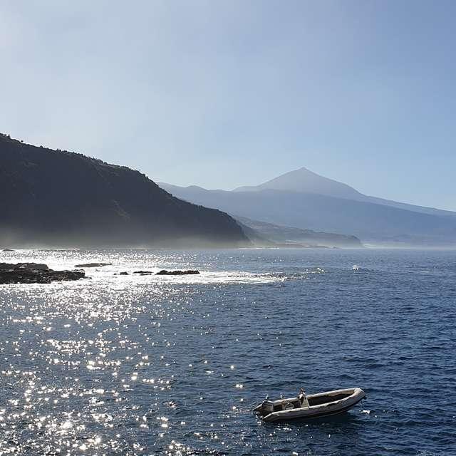 Playa de la Arena.Tenerife.