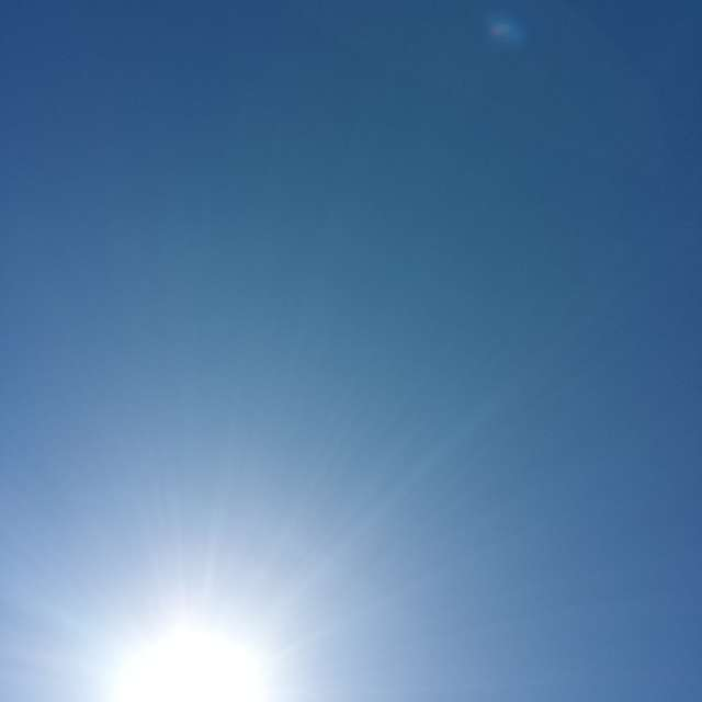 einfach Sonne!