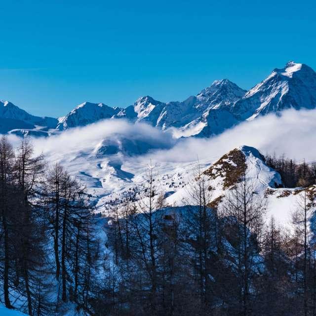Blick in Obernbergtal