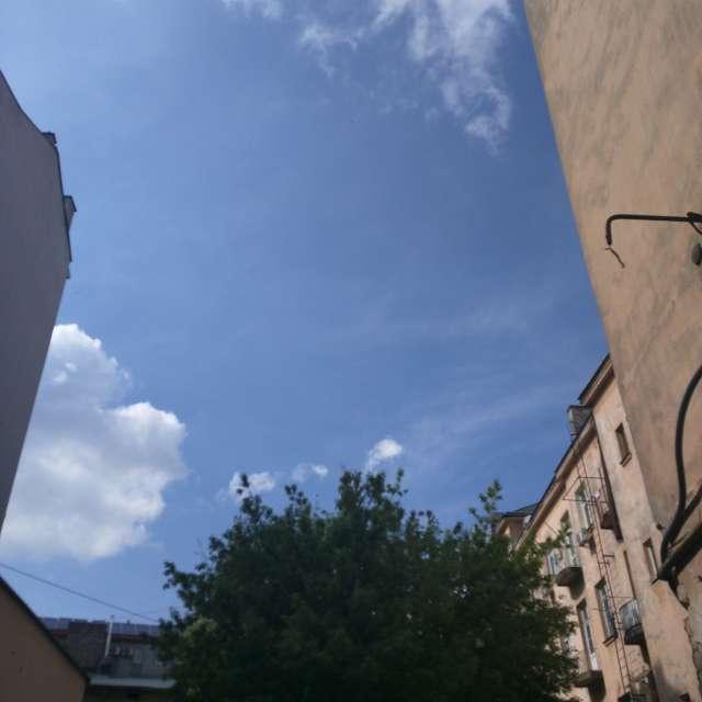 Львів, погода як завжди.
