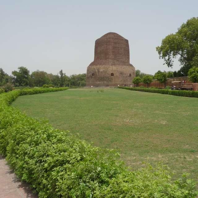 Estupa Dhamek