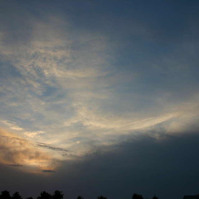 небо+солнце