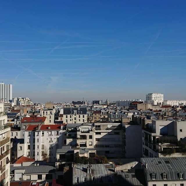 Paris ensoleillé