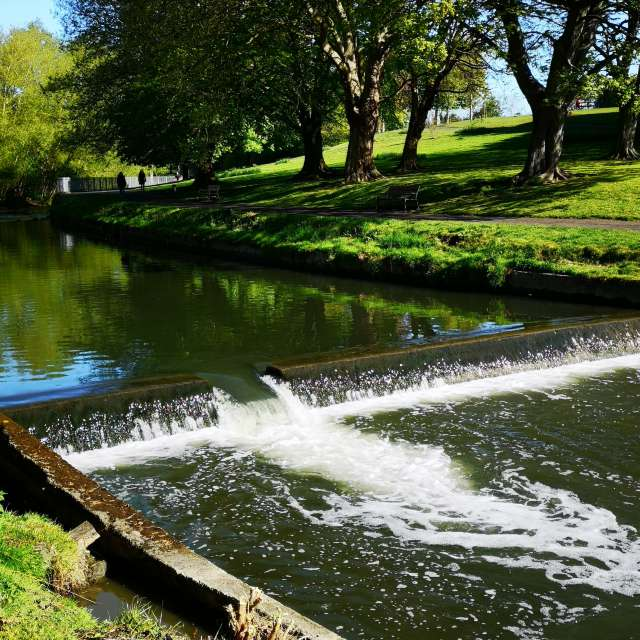 Griffith Park Dublin Ireland