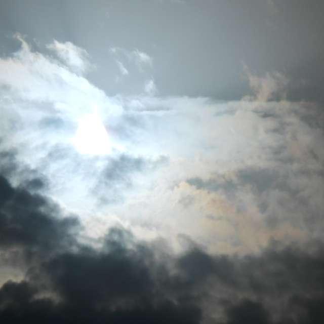 Le Soleil au mois Juillet