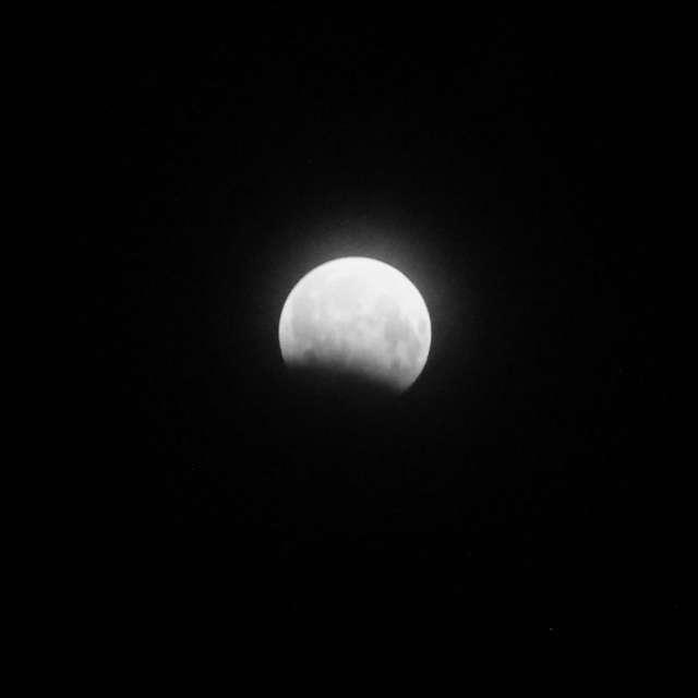 Monday,s Moon