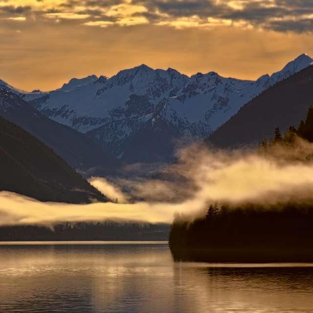 Chilliwack Lake, BC, Canada
