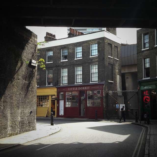 Park Street nr. Southwark Mkt.