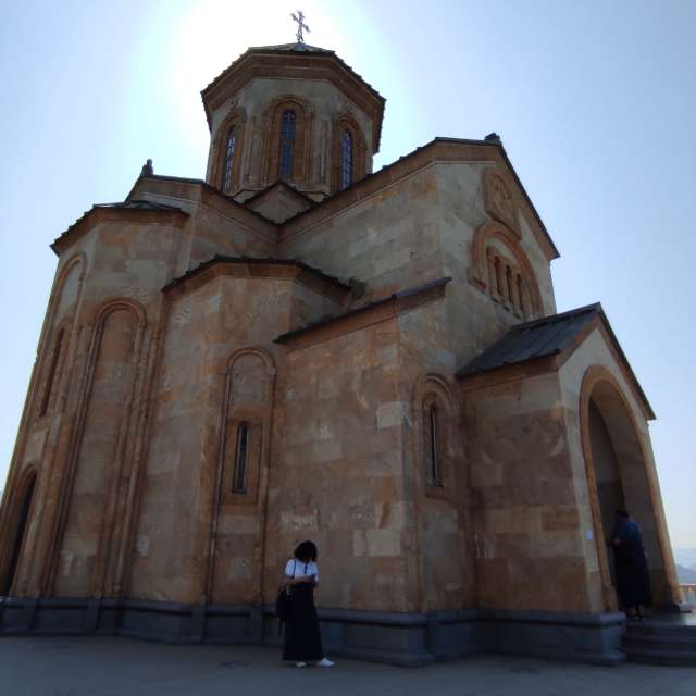 Церковь Св.Троицы в горах