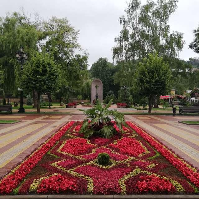 """Сквер """"Героев Медиков"""""""
