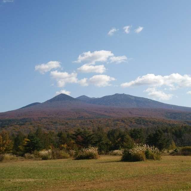 秋の八甲田山