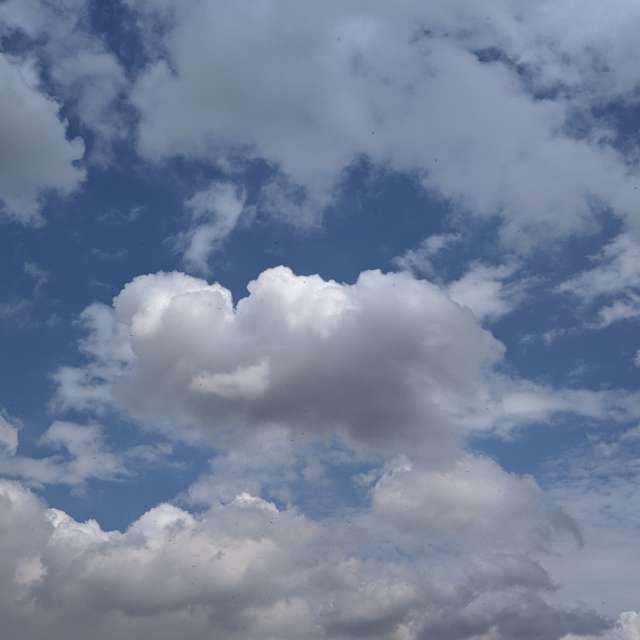 Что это в небе?