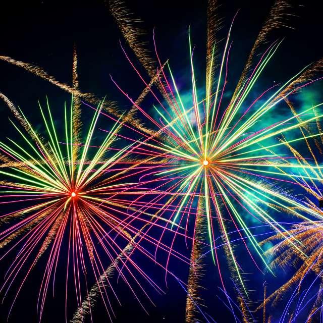 2020 Fireworks, Melbourne 🇦🇺