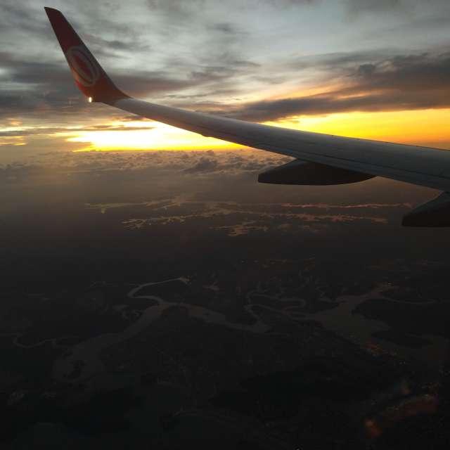 Céu avião