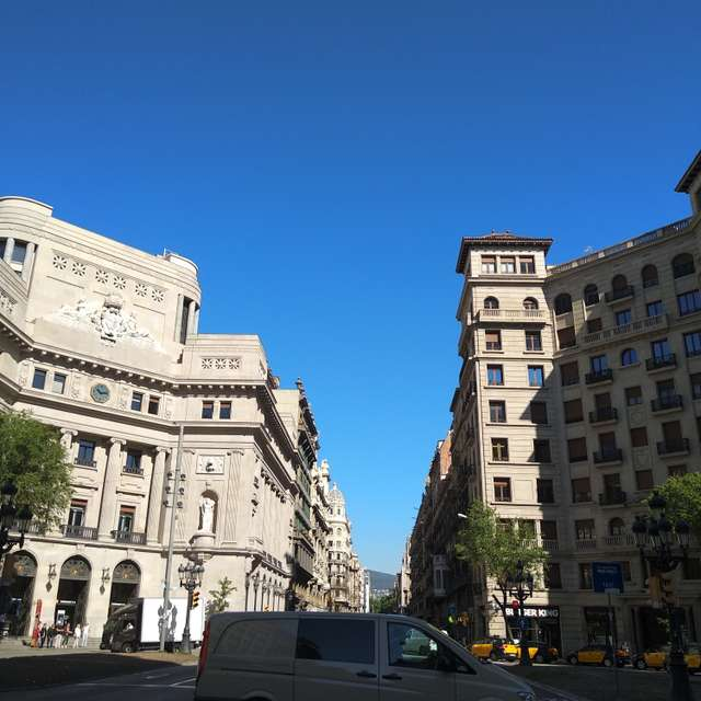 Via Laietana, Barcelona