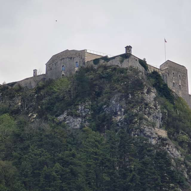 Jura France Fort Belin